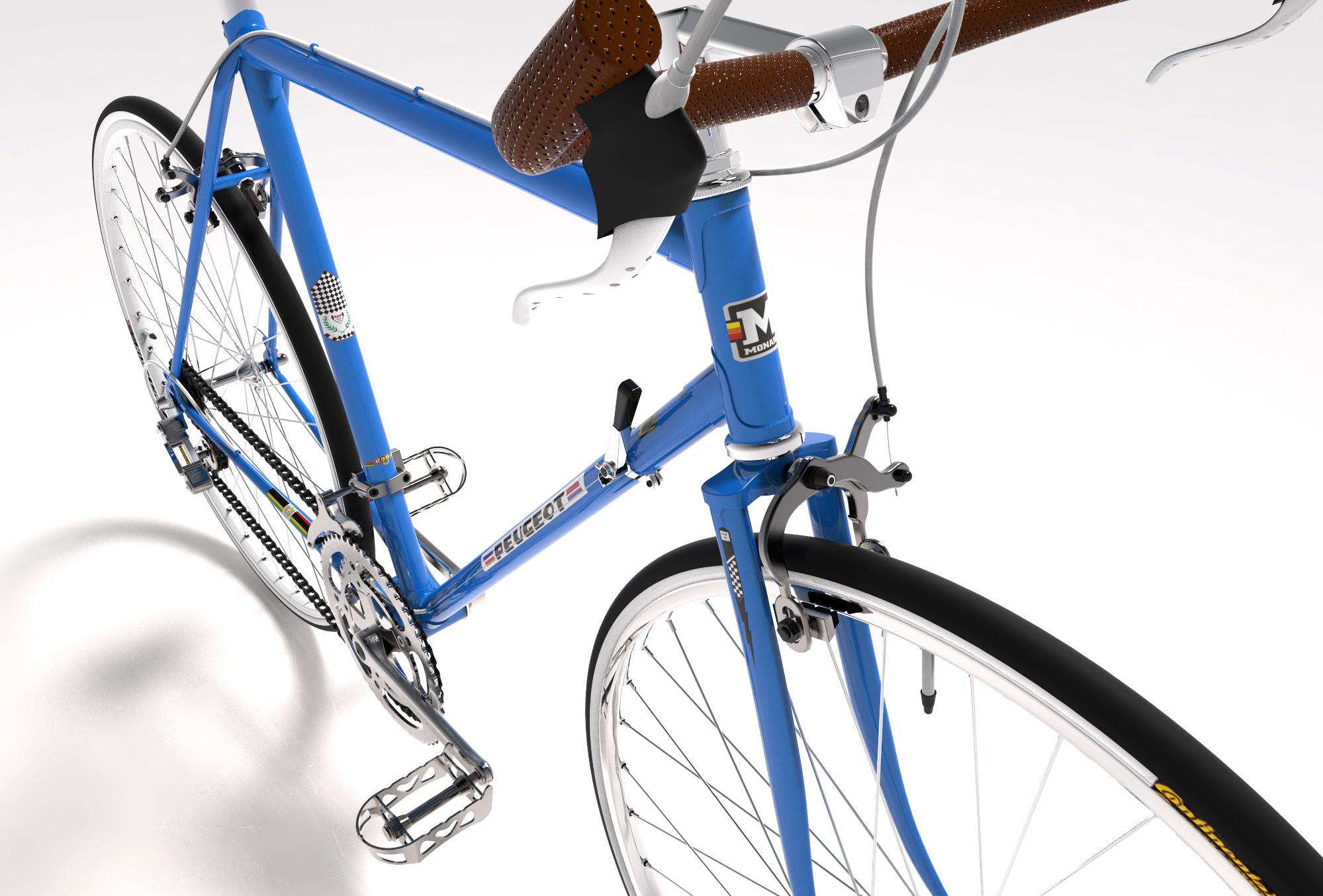 Proyecto final bici clásica
