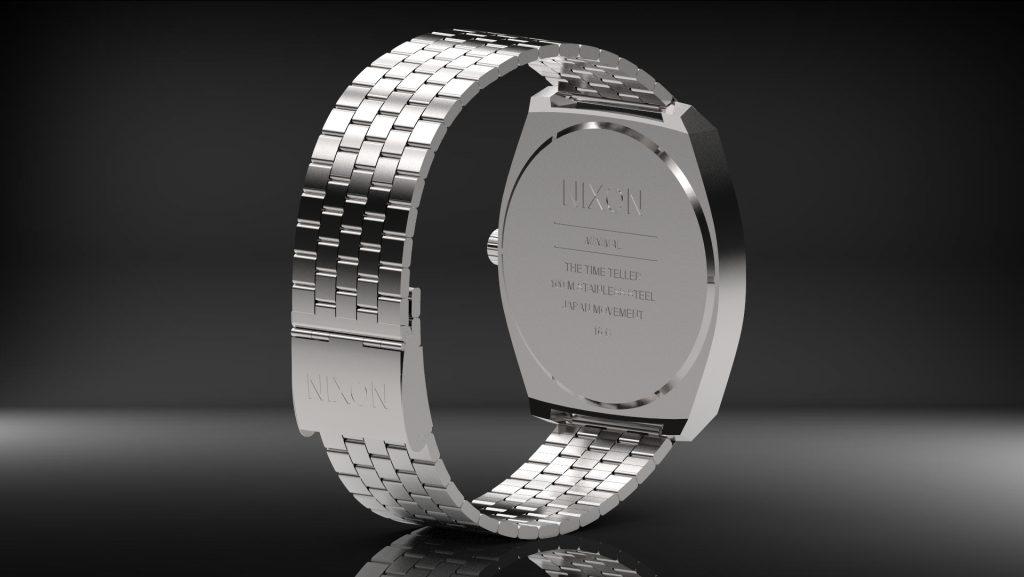 Rhinoceros 3D, Keyshot, Relojes Nixon