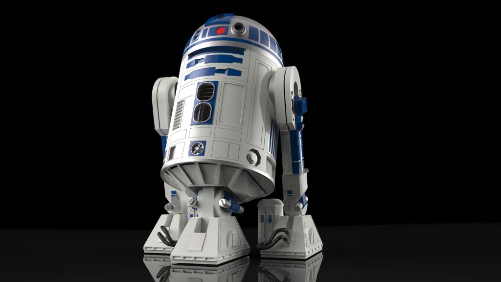 R2D2.